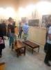 3 травня 2018 року відбулося відкриття персональної виставки картин бахмутського художника С. Садчикова «Свідоме та підсвідоме»