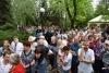 У Бахмуті пройшло покладання квітів до Обеліску Слави з нагоди 73-ї річниці Перемоги над нацизмом в Другій Світовій війні.