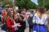 """Бахмут представив Ірландію найчисельнішою делегацію на """"Єврофесті"""" у Покровську"""