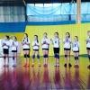 Волейболістки Бахмута – стали другими у чемпіонаті області