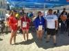 Переможниця чемпіонату України з пляжного самбо