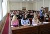 Участь учнів Бахмутського НВК № 11 членів ГО «Молодіжна Ліга Майбутніх Поліцейських» у Форумі місцевого розвитку Бахмутської громади
