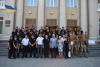 Бахмутський міський голова Олексій Рева привітав працівників поліції з нагоди 3-ї річниці з дня заснування Національної поліції України