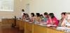 22 серпня 2018 року відбулася традиційна зустріч фахівців Бахмутського міського центру зайнятості з заступниками директорів загальноосвітніх шкіл м.Бахмут з виховної роботи у Управлінні освіти Бахмутської міської ради.