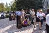 13 вересня 2018 року на міському Маріупольському кладовищі відбувся молебень за загиблими під час другої світової війни у місті Бахмут.
