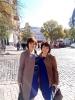 Це Тетяна Бак, яка єдина з області увійшла до ТОП-50 найкращих педагогів проекту Global Teacher Prize Ukraine 2018 та Ірина Оніщенко, яка готувала педагогів до реалізації Нової української школи в Донецькій області.