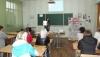 11 жовтня 2018 року фахівці  Бахмутського міського центру зайнятості взяли участь в проведені загально батьківської шкільної конференції  у ЗОШ №7 міста Бахмут.