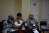 У Бахмуті пройшов круглий стіл з питання проживання та комфортного перебування у м. Бахмут тимчасово переміщених осіб.