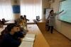 07 лютого 2019 року до Бахмутського міського центру зайнятості завітали учні 9-го класу загальноосвітньої школи № 24 міста  Бахмут з метою  усвідомленого вибору власного професійного майбутнього.
