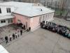 На базі Бахмутської школи №18 було проведено лінійку-мітинг «У нашій пам'яті він назавжди залишився», приурочену вшануванню Героя України, Героя Небесної Сотні, випускника школи – Дмитра Чернявського.