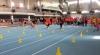 12 березня на базі легкоатлетичного манежу «Металург» відбулися традиційні весняні  міські змагання серед школярів «Олімпійське лелеченя».