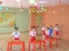 На базі дошкільного навчального закладу №55 «Ведмежатко» відбулось завершальне друге відділення міського фестивалю дитячої творчості «Маленькі зірочки Бахмута - 2019».