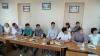25 червня 2019 року напередодні святкування Дня молоді в малій залі адміністративної будівлі Бахмутської міської ради відбулася зустріч молодіжного активу міста з Бахмутським міським головою Олексієм Ревою.