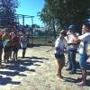 З 7 по 8 вересня у місті Краматорськ на волейбольному майданчику (сад Бернадського) пройшов Чемпіонат Донецької області з волейболу пляжного серед юнаків і дівчат 2003 року народження, присвячений Дню фізичної культури та спорту.