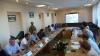 10 вересня 2019 року в Бахмутській міській раді відбулася зустріч Бахмутського міського голови Олексія Реви з делегацією Латвійської Республіки на чолі з Надзвичайним і Повноважним Послом Латвії в Україні Юрісом Пойкансом.