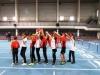 29 листопада у легкоатлетичному манежі стадіону «Металург» міста Бахмут відбулись обласні зональні змагання «Веселі старти» серед команд-переможців попереднього етапу