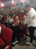 В розважальному центрі «Победа», організовано для молоді Бахмутської міської об'єднаної територіальної громади розважальну програму з переглядом фантастичної кінострічки та  смачним поп-корном.