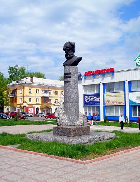 Пам'ятник Кіндрату Булавіну