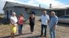 Міський голова Олексій Рева відвідав селища Зеленопілля та Кліщіївка