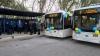 В перший рейс сьогодні відправились нові тролейбуси на автономному ходу по новому маршруту, який з'єднує місто Бахмут і сел. Опитне.