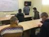 17 лютого 2021 року в Бахмутській установі виконання покарань № 6 спеціалістом Бахмутського центру соціальних служб було проведено відеолекторій за темою: «Репродуктивне здоров'я. ЗПСШ»
