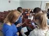 Цього вівторка  профконсультанти Бахмутського міського центру зайнятості завітали до випускників  загальноосвітньої школи  №2.