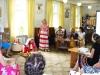 15 июня в центральной городской библиотеке прошла презентация проекта «Жителям Артемовска – комфортную библиотеку», выигранного инициативной группой библиотеки в конкурсе грантов Сергея Клюева «Вместе сделаем жизнь лучше!».