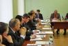 7 февраля было проведено очередное расширенное заседание Ассоциации руководителей предприятий города, на котором были подведены итоги выполнения  Социального проекта за  2012 год и определены основные направления Социального проекта на 2013 год.
