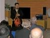 13.02.2013г. в Артёмовском краеведческом музее прошёл вечер памяти Николая Степановича Тагана, Почётного гражданина г.Артёмовска.