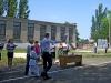 21 мая 2013 года  в Часовоярской общеобразовательной школе №17  состоялось открытие спортивного игрового комплекса.