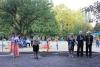 10 вересня  2013 року в м. Артемівську, у  дворі домівок по  вул. Пушкіна, №40, №42 - відбулося свято двору та презентація гранту «Дружба поколінь», в рамках Конкурсу Сергія Клюєва «Разом зробимо життя краще».
