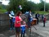 19 вересня 2013 року на вулиці Толбухіна, 83 у м.Артемівськ відбулося відкриття дитячого майданчика.