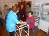 Посетителям аптек Артемовска и Часов Яра медики «первички» измеряли артериальное давление