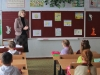 Щоб допомогти майбутнім першокласникам адаптуватися в нових для них шкільних умовах, вселити почуття відповідальності, впевненість у власних силах, у Артемівській школі №24 пройшов день відкритих дверей для майбутніх першокласників та їхніх батьків.