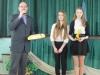 В Артемівській школі №12 традиційно в березні проходять урочисті засідання клубу «Діскавері», присвячені переможцям І та II етапів Всеукраїнських предметних олімпіад.