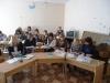 Пошуку шляхів вирішення питань забезпечення безпеки життєдіяльності в умовах дитячого садка було присвячене засідання клубу «Перспектива» яке відбулось на базі ясел-садка №40 «Посмішка».