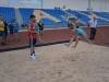 21июля на базе спортивно-оздоровительного комплекса «Металлург» г.Артемовска,  в рамках государственной программы «Олимпийское лето», прошли соревнования по легкоатлетическому многоборью среди детей, проводящих свой досуг в комнатах школьника.