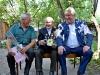 3 сентября 2015 года  в преддверии Дня освобождения Артемовска и Донбасса от фашистских захватчиков мэр города Алексей Рева лично поздравил ветеранов ВОВ.