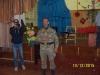12 жовтня 2015 року напередодні Дня захисника України в актовій залі Артемівської школи-інтернату №1 відбулася зустріч вихованців 1-9 класів з волонтерською групою Київської громадської організації «Територія захисту».