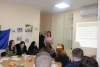 """Відбулася прес-конференція щодо початку проекту для активізації студентської молоді Бахмута """"Школа юного громадянина"""""""