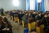 В субботний вечер 3 декабря Артемовский городской народный дом собрал всех желающих поучаствовать в благотворительном рок-марафоне Friends will be Friends в поддержку детей, живущих с ВИЧ в г.Артемовске.