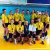 Волейболістки Бахмута – бронзові призери чемпіонату України!
