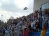 В День Государственного Флага Украины стадион «Металлург» собрал сотни артемовцев. Люди пришли, чтобы принять участие в историческом событии -  развороте самого большого украинского флага в 2400 квадратных метров.