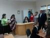 Городской голова Алексей РЕВА с рабочим визитом посетил библиотеку-филиал №2 Артемовской городской централизованной библиотечной системы.